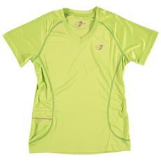 T-shirt Donna Bts Running Xl Verde