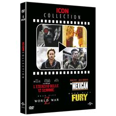Brad Pitt Collection (4 Dvd)