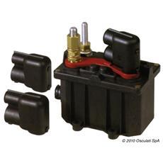 Staccabatteria / teleruttore 24 V