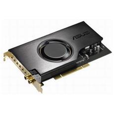 Xonar D2 PCI Interfacce 4x Jack Output Analogico / 2x Jack Imput Analogico / Output S-PDIF Dgitale / Imput S-PDIF Digitale