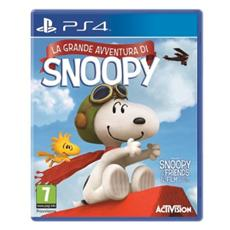 PS4 - La Grande Avventura di Snoopy
