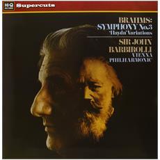 Brahms - Symphony No3 Haydn Variations - John Barbirolli
