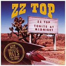 Zz Top - Live - Greatest Hits From Around The World (2 Lp)