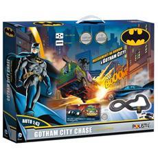 Pista Batman Gotham City Chase Con 2 Veicoli 1:43