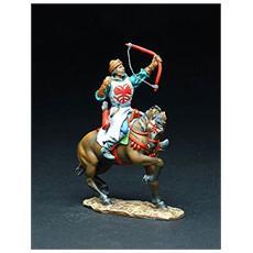 W4804 Mounted Bowman Ivan The Terrible1/32 Modellino