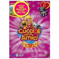 Cuccioli Cerca Amici #05 (Dvd+Mini Magnete)