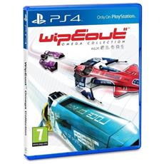 SONY - PS4 - Wipeout Omega Collection