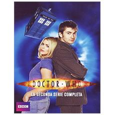 Doctor Who - Stagione 02 (New Edition) (4 Blu-Ray)