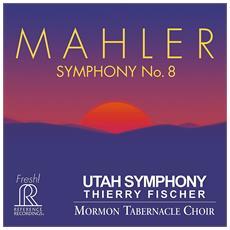 Utah So / Fischer - Mahler / Symphony No 8 (2 Cd)