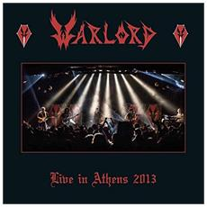 Warlord - Live In Athens 2013 (3 Lp)