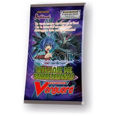 Vanguard Invasione Sig. Demoniaco Busta Carte - Da Gioco / collezione