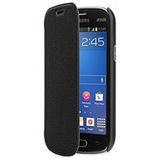 Rana-custodia Per Samsung Galaxy Trend Lite, Colore: Metallizzato
