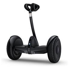 """Hoverboard Ninebot Mini con Auto-bilanciamento Bluetooth Ruote 10.5"""" Colore Nero"""