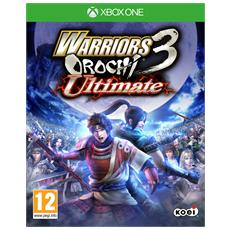 XONE - Warriors Orochi 3 Ultimate