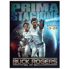 Buck Rogers - Stagione 01 #02 (Eps 13-24) (3 Blu-Ray)