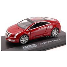 Lx10064 Cadillac Converj 2012 Red 1:43 Modellino