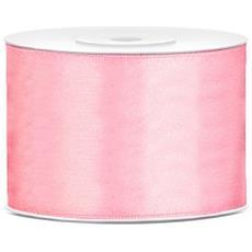 Nastro Satinato Rosa Taglia Unica