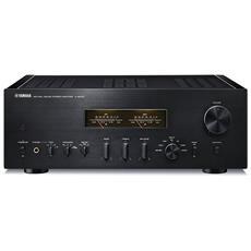 A-s2100 Amplificatore Hi End Amplificazione Flottante E Bilanciata Mosfet
