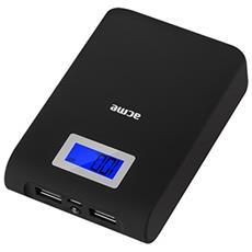 PB04 Ioni di Litio 10000mAh Nero batteria portatile