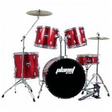 Batteria acustica completa DBJ5032 Colore Rosso