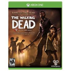 XONE - The Walking Dead Game of The Year Edition