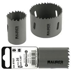 FRESA A TAZZA BIMETALLICA MAURER PLUS Diametro 68 mm per Legno e alluminio