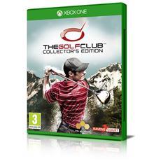 XONE - The Golf Club Collector's Edition