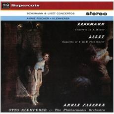 Schumann - Concerto In A Minor / Liszt - Concerto No. 1 - Klemperer / Philharmonia Orchestra
