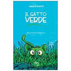Il gatto verde