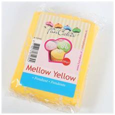 Pasta di zucchero mellow yellow 250gr