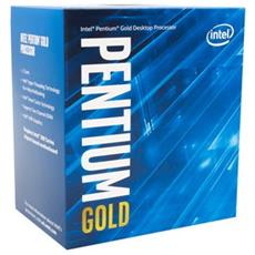 Processore Pentium Gold Dual Core 3.9 GHz Socket H4 Scatola Processore