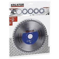 Lama Per Sega Circolare Troncatrice Per Alluminio Pvc 210 254 305 Con 5 Riduzion - Krt022350 254x30x2,8 60