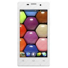 "Stylo+ Bianco 4 GB Dual Sim Display 4.5"" Slot Micro SD Fotocamera 8 Mpx Android Italia"
