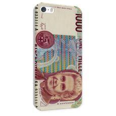 Cover Banconota Lira iPhone 5/5S