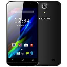 "ND-555 Alpha Nero 8 GB 4G/LTE Dual Sim Display 5.5"" HD Slot Micro SD Fotocamera 8 Mpx Android Italia"