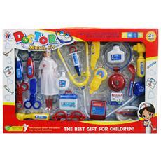 Kit Dottore con Accessori e Bambola