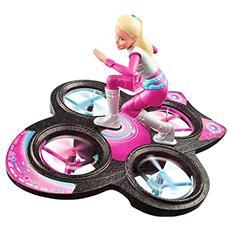 Drone Barbie Hoverboard Galattico