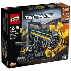 LEGO - 42055 Escavatore a Ruota