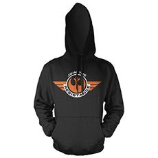 Felpa Star Wars Episode Vii Hooded Sweater Join The Resistance Size S