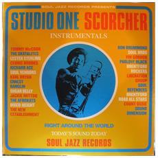 Studio One Scorcher (3 Lp)