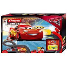 Pista Carrera First Disney Pixar Cars 3 2,4 M