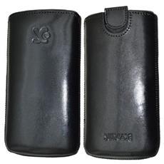 37611600 Custodia a scorrimento Nero custodia per cellulare