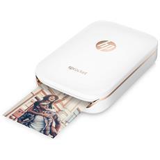 Sprocket Stampante Fotografica Istantanea Portatile per foto formato 5,1x7,6cm Bianco
