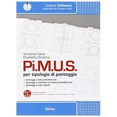 PiMUS per tipologie di ponteggio. Con CD-ROM