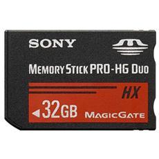 Memory Stick Pro HG Duo HX 32 GB