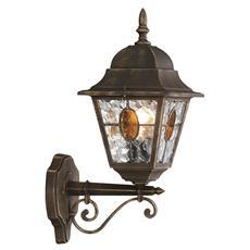 Applique Lanterna Linea Munchen, 100w, Attacco E27 Up