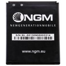Batteria 2000 mah per dynamic milo [ bl-72]
