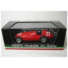 Bm0036 Alfa Romeo J. m. fangio 1950 N. 34 World Champion Upd 1:43 Modellino