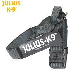 Julius K9 Pettorina Idc Belt Harnesses Nera - Tg 3