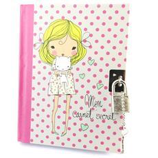 diario 'lolita' rosa (il mio libro segreto) - [ n2704]